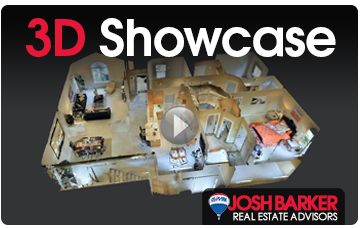Josh Barker Real Estate Advisors 3D Showcase