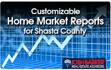 Home Market Reports for Shasta County