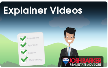 Josh Barker Real Estate Advisors Explainer Videos