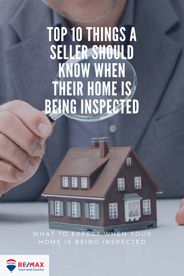 10 things every seller should know about home inspections