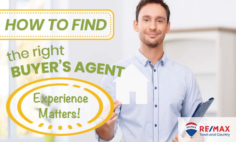 finding a buyer agent