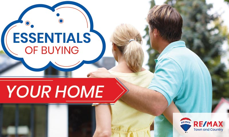 essentials of buying a home