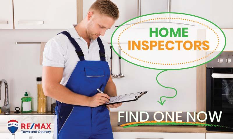 find home inspectors