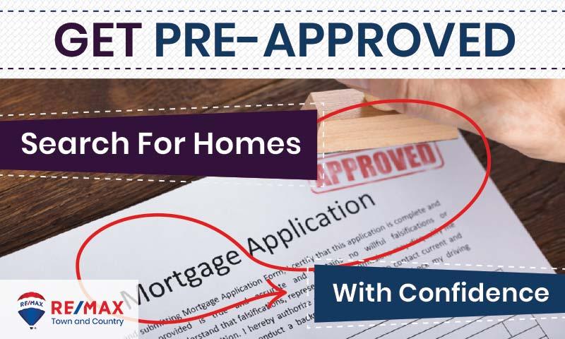 morgage pre-approval