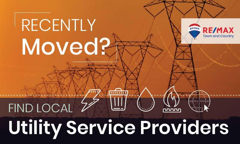 utility service providers