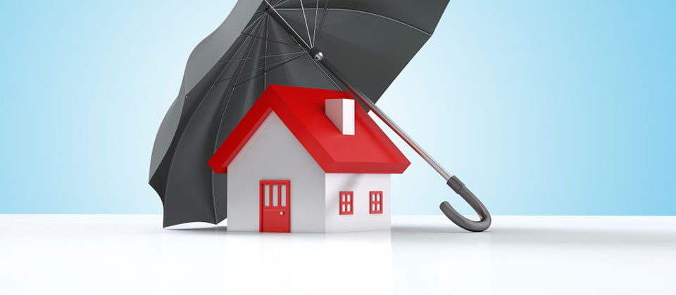 home insurance illustration