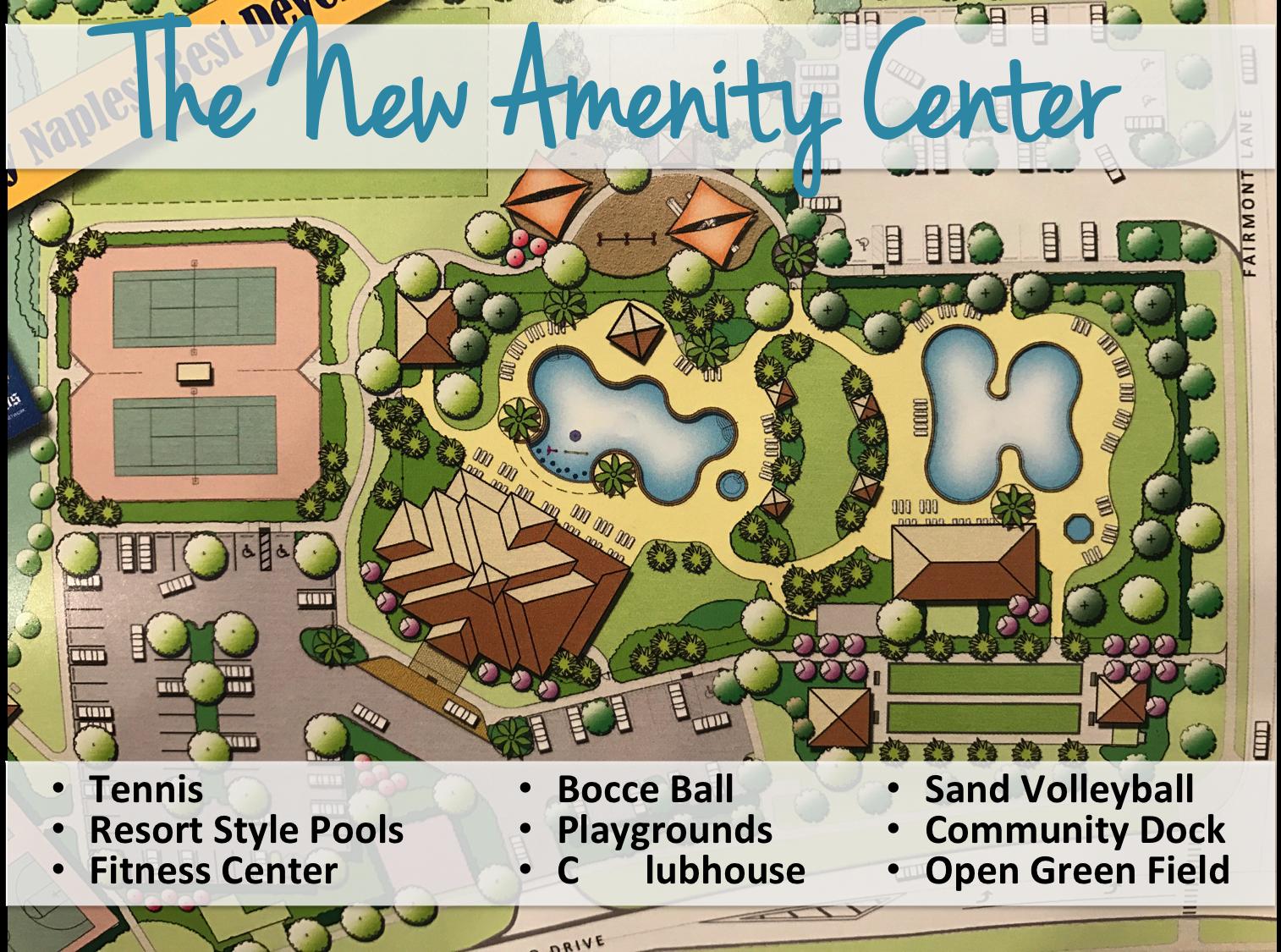 Mandarin Lane Community Center - Naples, Florida