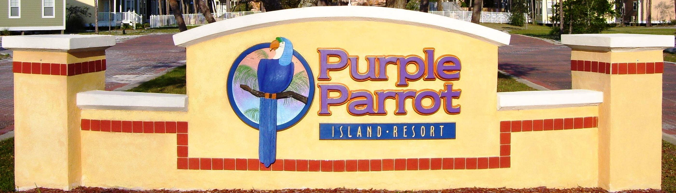 Today's Purple Parrot Condo Market Report