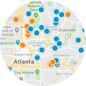 Dacula Real Estate Map Search