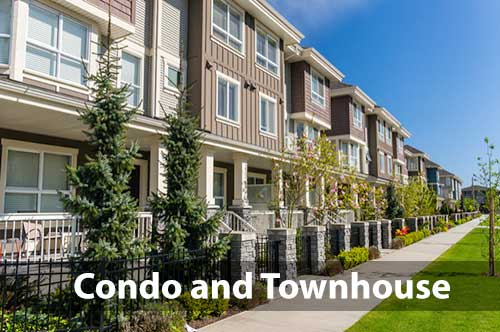 Condos and town houses for sale in Rexburg ID