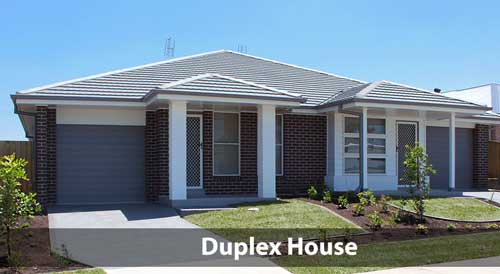 Owning a duplex can provide you with supplemental income.