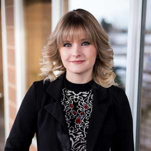 Picture of Halee Simmons, a Transaction Coordinator with Countrywide Properties Group in East Idaho
