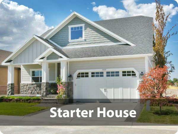 Starter house in Rexburg ID