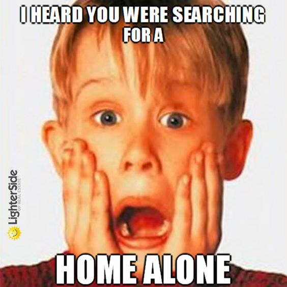 home alone humor