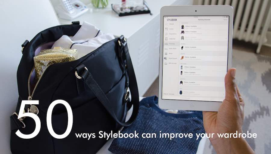 Stylebookapp title page
