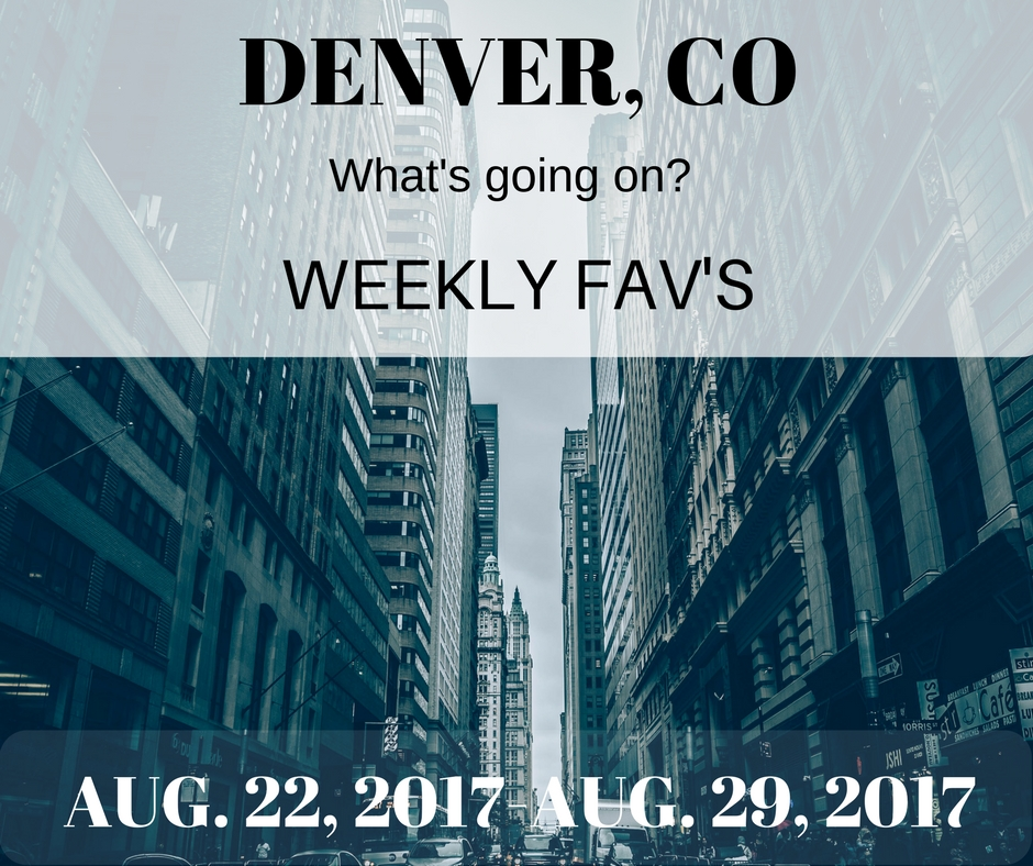 Denver Weekly Happenings