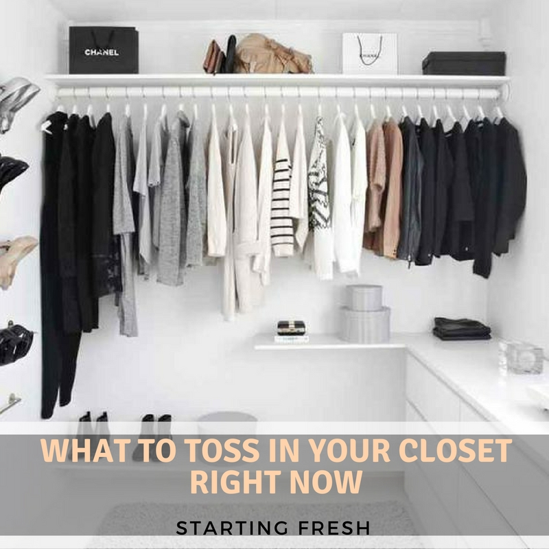 starting fresh