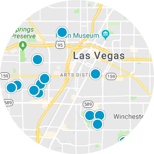 Silverado Ranch Real Estate Map Search