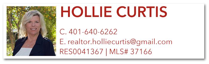 Realtor Hollie Curtis with Here Realty Group
