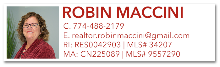 Realtor Robin Maccini with Here Realty Group