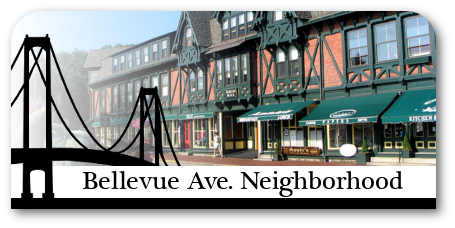 Homes for sale in the Bellesue Ave. Neighborhood in Newport, RI