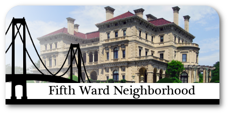 Homes for sale in the Fifth Ward neighborhood in Newport, RI