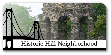 Homes for sale in the Historic Hill Neighborhood in Newport, RI