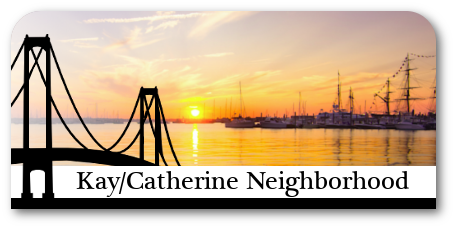 Homes for sale in the Kay/Catherine neighborhood in Newport, RI
