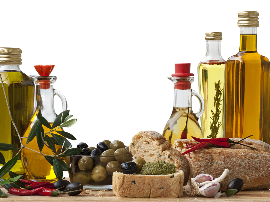 Get olive oils near Collierville homes.