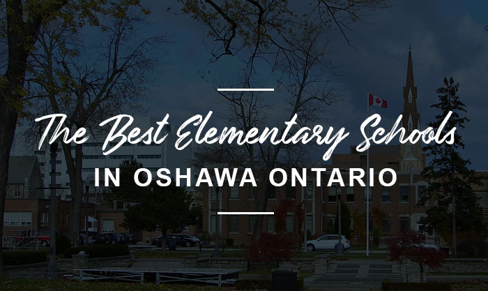 The Best Elementary Schools in Oshawa Ontario