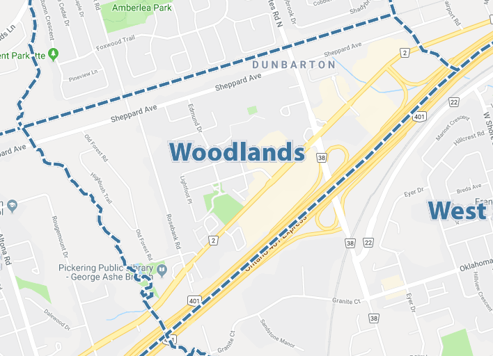 Woodland Pickering Homes For Sale