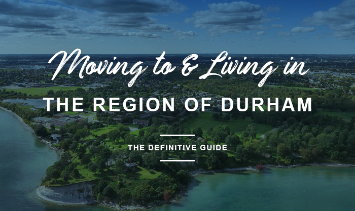 moving to and living in durham region