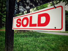 Market Rate Homes are Sold