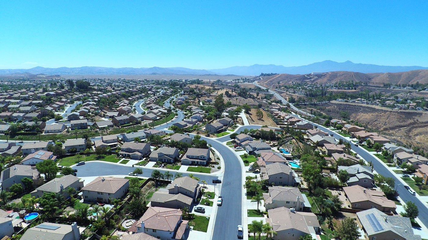 Adult gated communities riverside county california