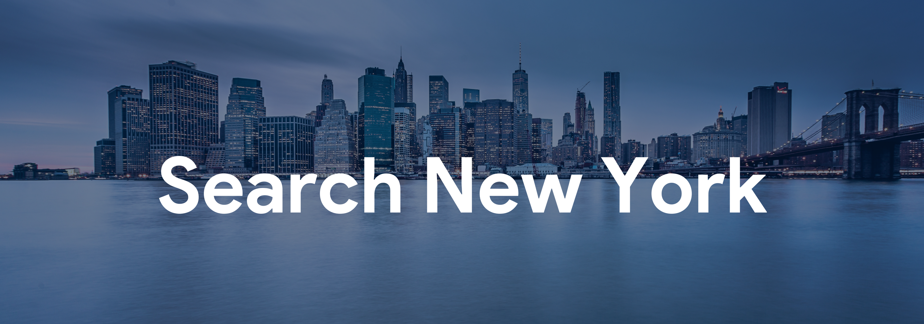 Search New York