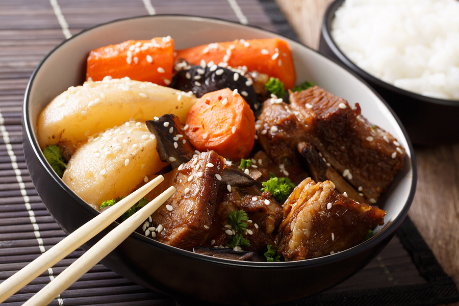 Doublegate property owners enjoy Ari Korean Steakhouse.