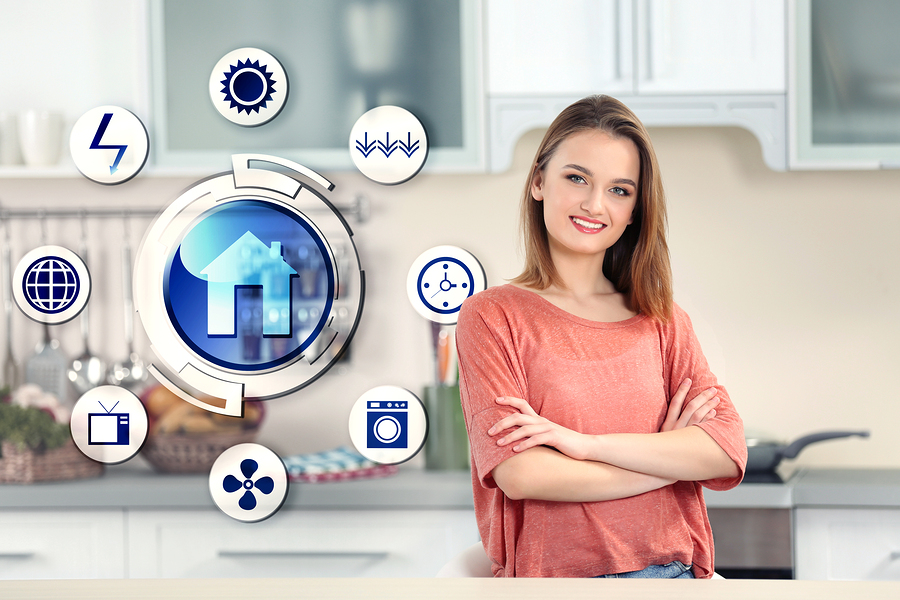 Enhance your Doublegate home with smart technology.
