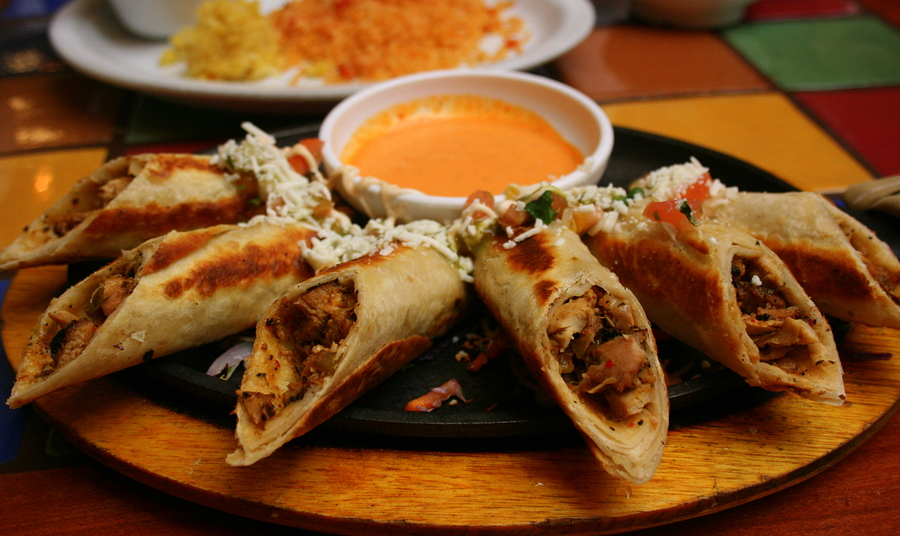 Get great Mexican food on Doublegate real estate.
