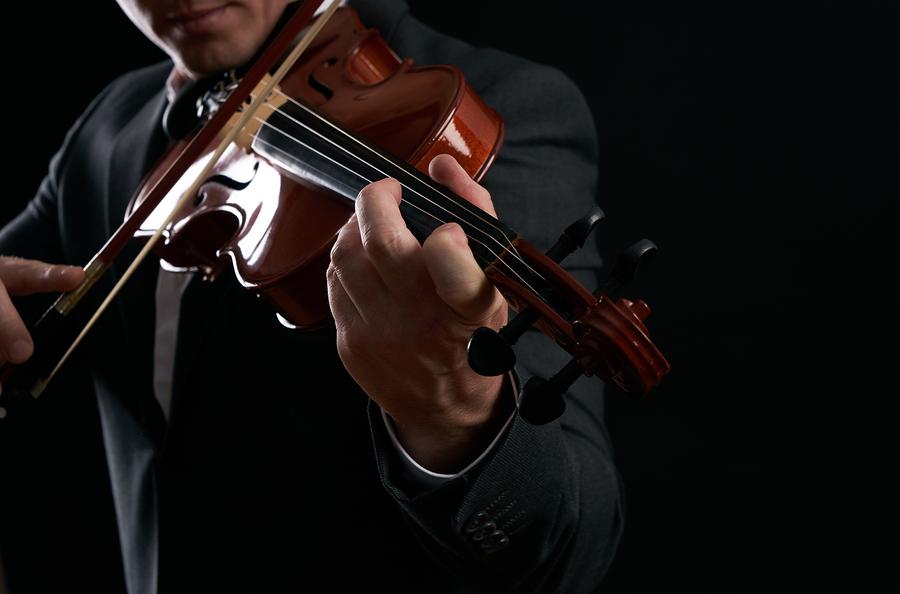 Hear Virtuoso Strings on Johns Creek property.