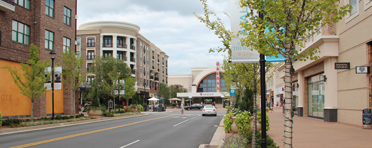 Alpharetta Downtown