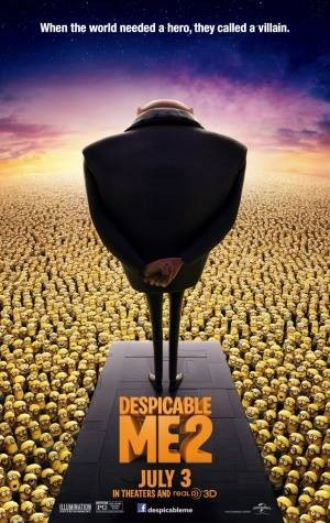 Despicable Me 2 Uptown Station Family Movie Night Series