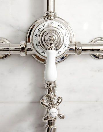 silver scale faucet