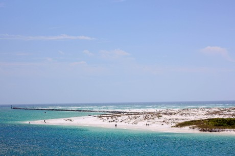 Coastline in Destin