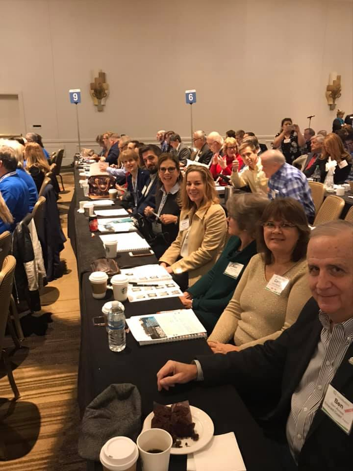 realtors at the Florida Mid-Winter Realtor Convention