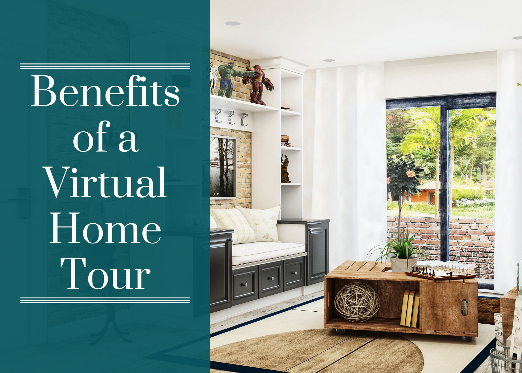 Benefits of a Virtual Home Tour