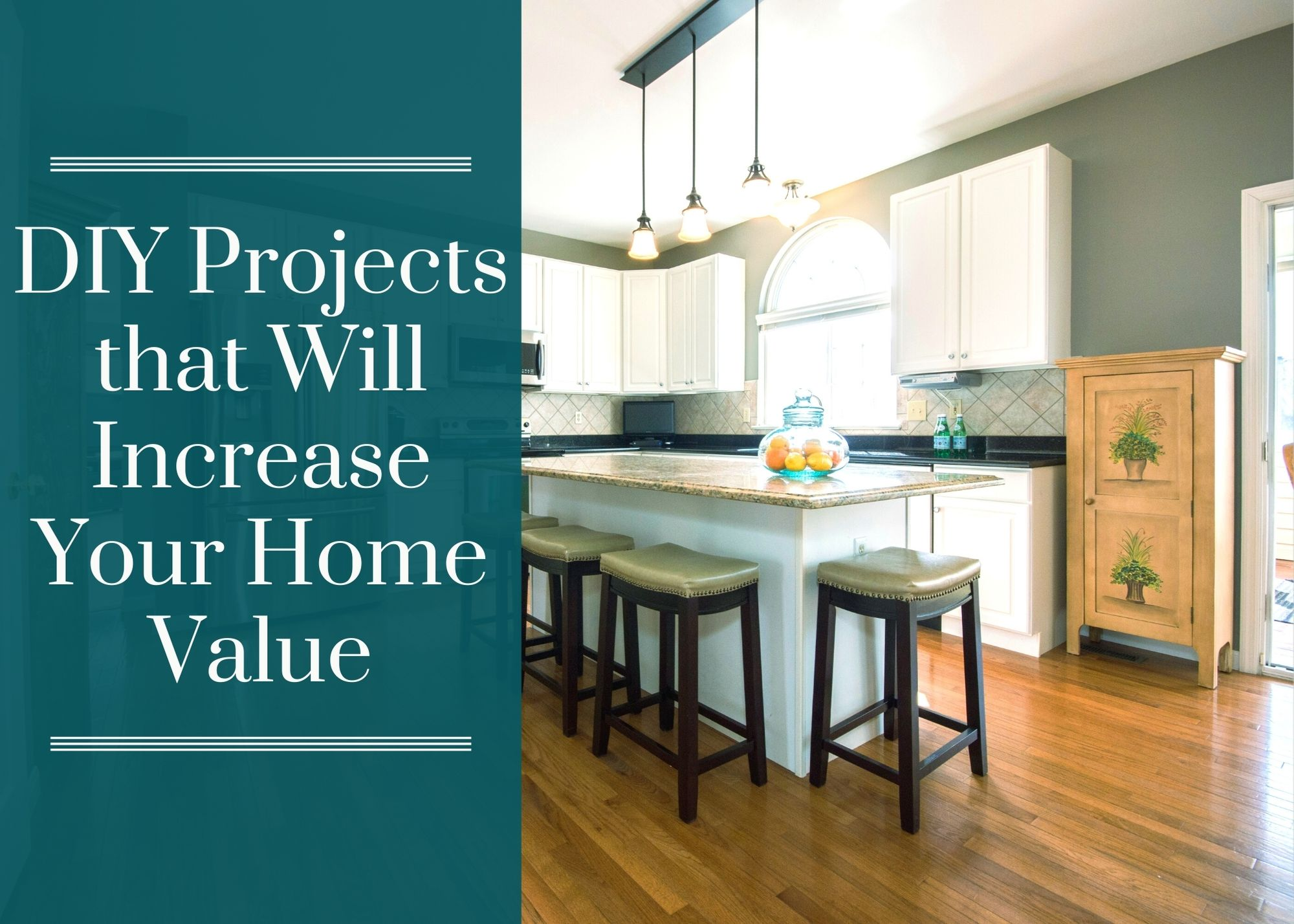 DIY Projects that Will Increase Your Home Value