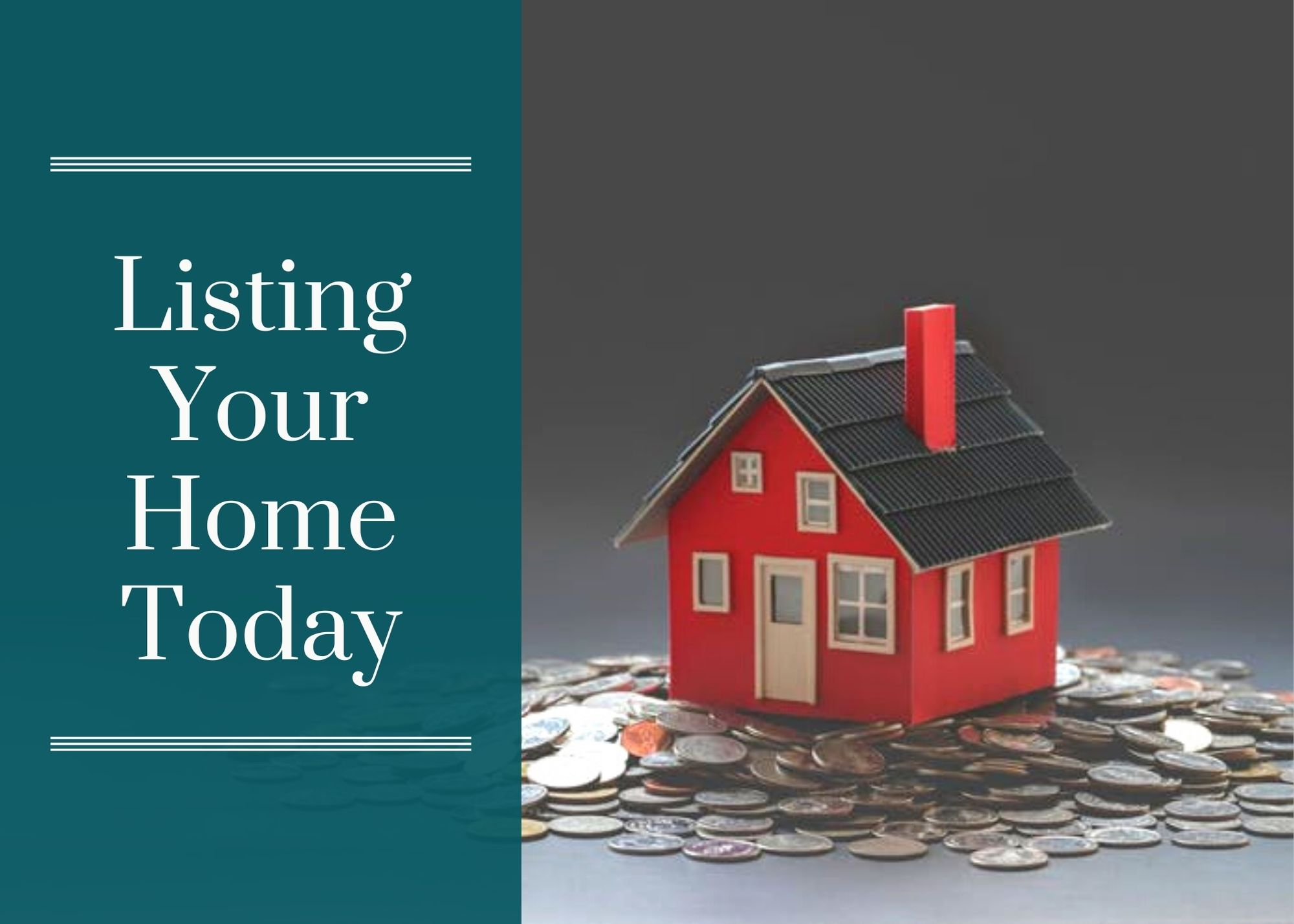 Listing Your Home Today
