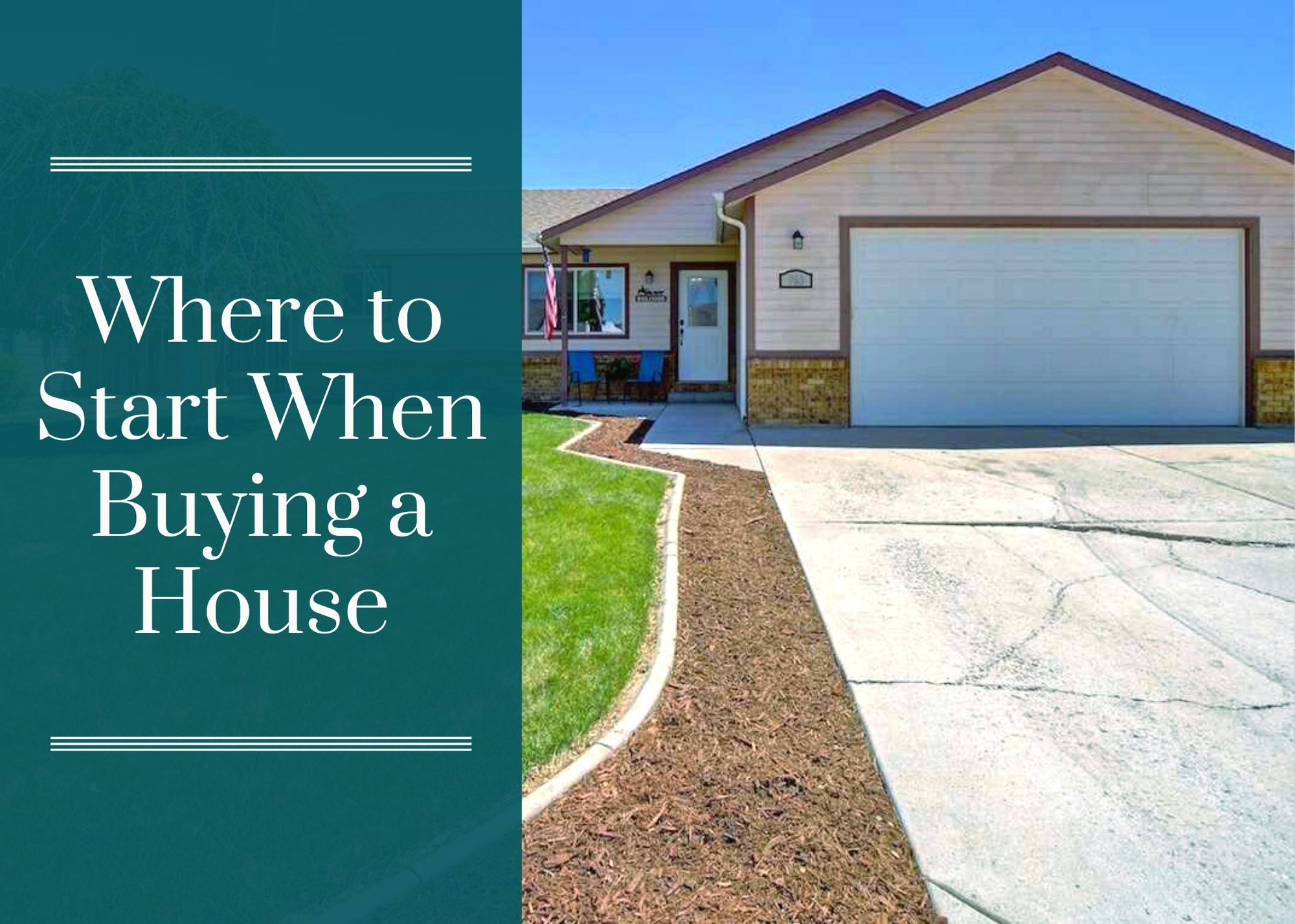 Where to Start When Buying a House