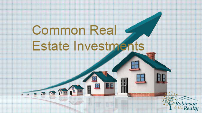 What are the types of real estate investment and what should you keep in mind?