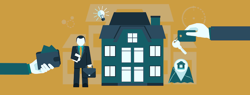 What does a real estate agent do for a seller?